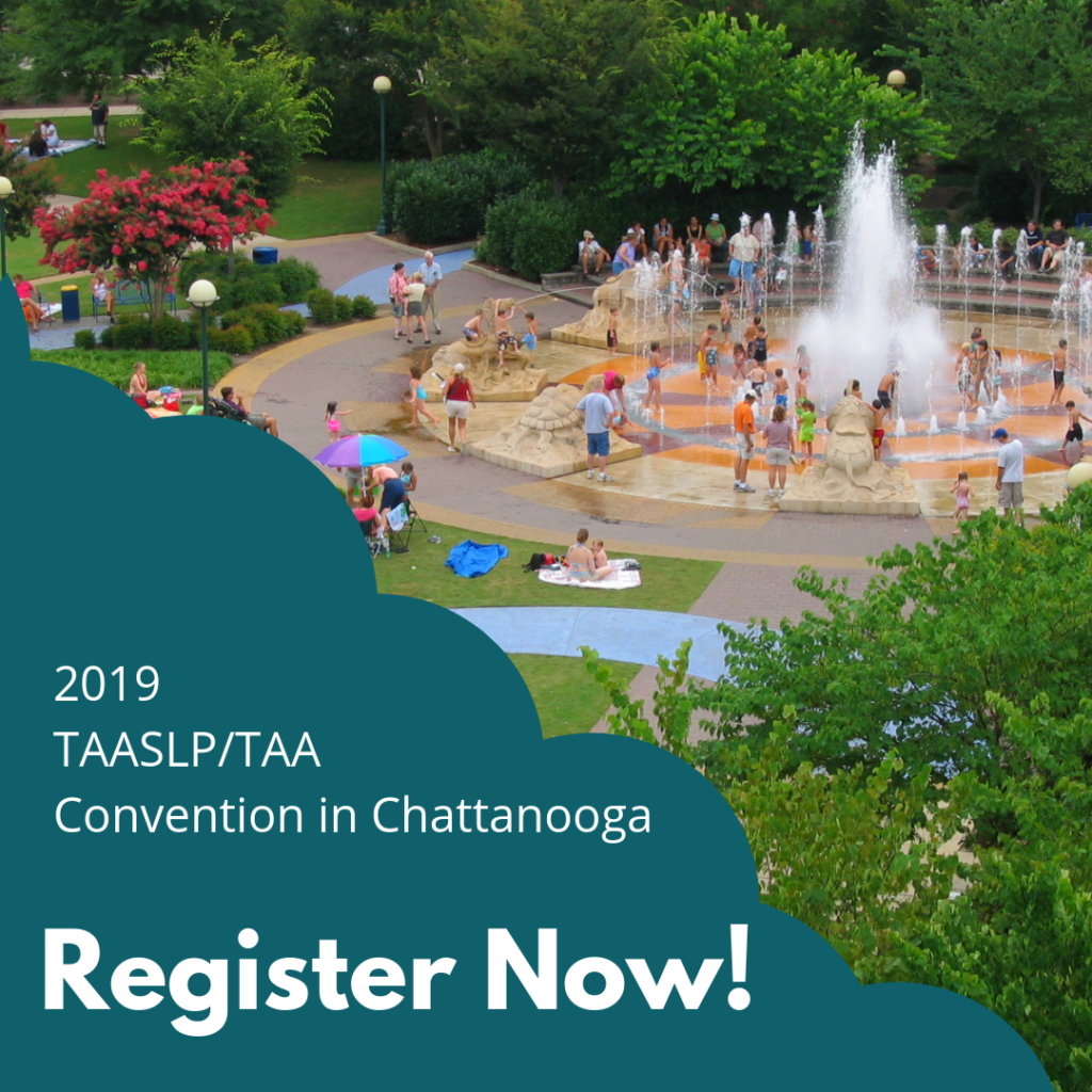 2019 Convention--Register Now